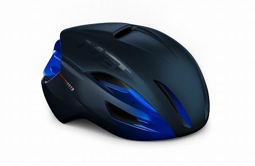 MET ( メット ) ヘルメット MANTA マンタ MIPS ブルー M