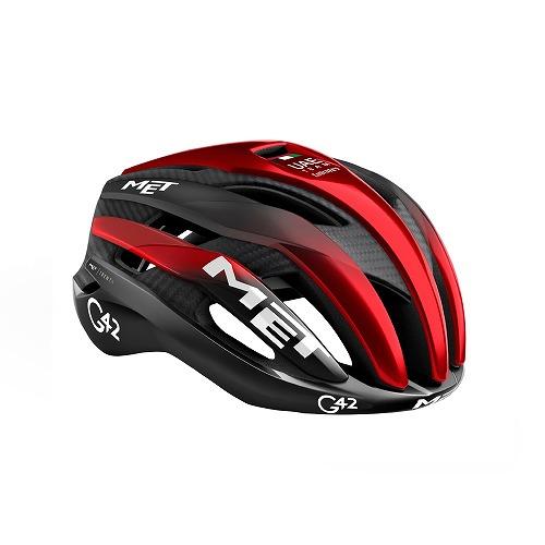 MET ( メット ) ヘルメット TRENTA トレンタ 3Kカーボン UAE Team Emirates 2021