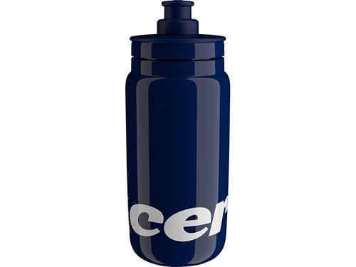 ELITE ( エリート ) ウォーターボトル FLY チームボトル 2021 サーヴェロデザイン ブルー 550ml