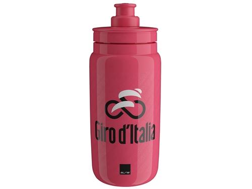 ELITE ( エリート ) ウォーターボトル FLY ジロ デ イタリア 2021 ピンク 550ml