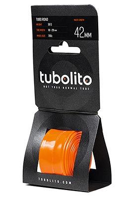 tubolito ( チューボリート ) TUBO ROAD ( チューボ ロード 仏式 ) 700X18-28C 42MM
