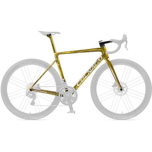COLNAGO ( コルナゴ ) ロードバイク V3-RS DISC ブリリアントゴールド RCGL フレームセット