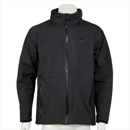 KAPELMUUR ( カペルミュール ) ウォータープルーフジャケットセミロング ブラック