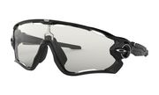 OAKLEY ( オークリー ) サングラス JAWBREAKER ( ジョウブレイカー ) Polished Black / Clear to Black Iridium Photochromic