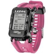 LEZYNE ( レザイン ) サイクルコンピューター_本体 MICRO GPS WATCH ( マイクロ GPS ウォッチ ) ピンク