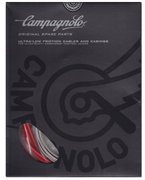 Campagnolo ( カンパニョーロ ) ブレーキケーブル・シフトケーブル CG-ER600R ULTRA-SHIFT EP CABLES/HOUSINGS ( CG-ER600R ウルトラシフト EP CABLES/HOUSINGS ) レッド