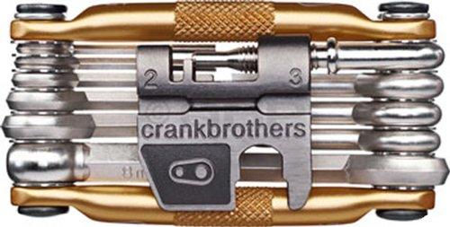 CRANK BROTHERS(クランクブラザーズ)マルチ-17 ブラック/ゴールド