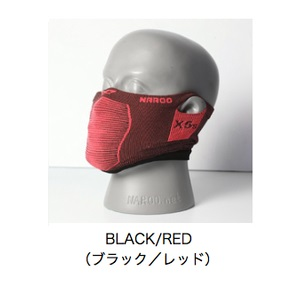 NAROO MASK X5S {BLK/RED}