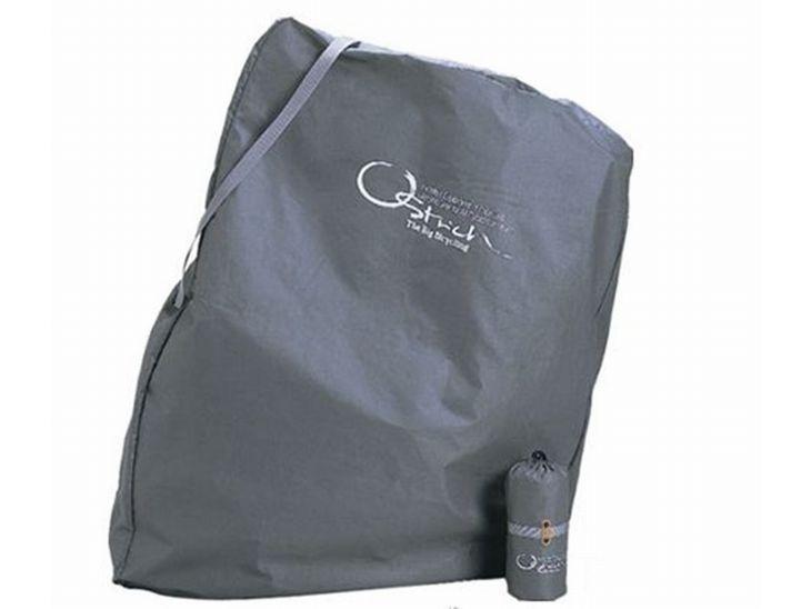 OSTRICH(オーストリッチ)ロード320輪行袋 グレー