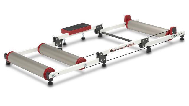 MINOURA(ミノウラ)MOZ ROLLER 3本ローラー ステップ&ガード付 チタン