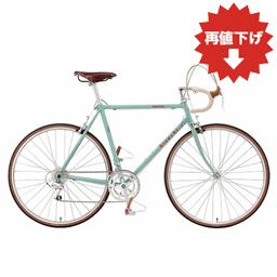 BIANCHI ( ビアンキ ) ロードバイク SELVINO CAMPAGNOLO VELOCE ( セルヴィーノ カンパニョーロ ベローチェ ) チェレステ クラシコ 53